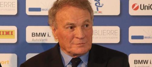 Josè Altafini, 80 anni in gran spolvero per l'ex fuoriclasse di Milan, Napoli e Juventus