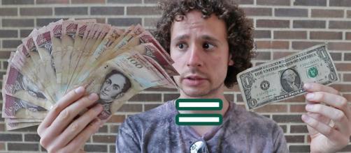 VENEZUELA / El papel moneda es vendido a un precio tres veces mayor a su valor