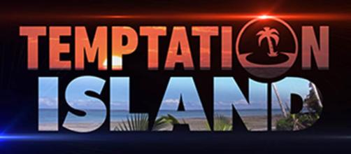 Logo Temptation Island - credit Witty TV