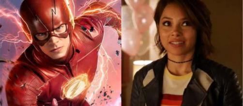 Nora será un personaje especial en la 5ta temporada de 'Flash'