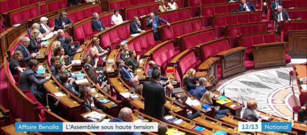 Affaire Benalla : l'Assemblée nationale sous haute tension