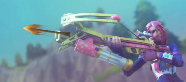 Explosive crossbow has been leaked. [Image Credit: Author's own work]
