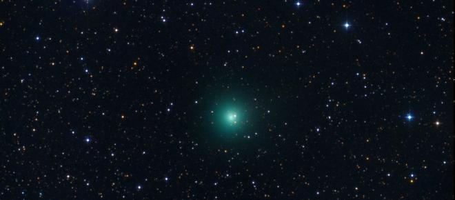 Un cometa dos veces más grande que Júpiter se dirige al Sistema Solar