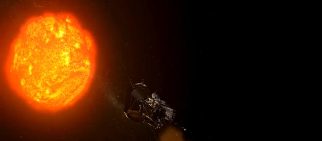 NASA's Parker solar probe set to enter the sun's scorching 'red zone'