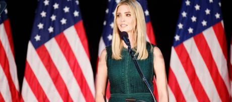 Ivanka Trump is dropping her fashion line after sales have decreased. [Image Michael Vadon/Flickr]