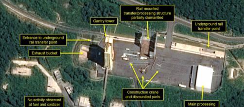 Corea del Norte inicia el desmantelamiento de su mayor base de misiles
