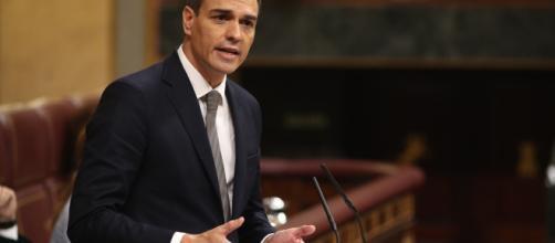 El gobierno de Pedro Sánchez podría estar en la cuerda floja