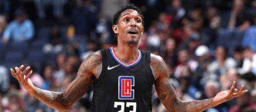Lou Williams. Image Source: fbb_news - Instagram