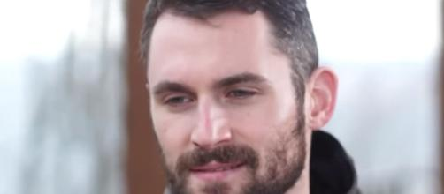 Kevin Love interview. - [ESPN / YouTube screencap]