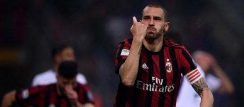 Leonardo Bonucci: secondo il giornalista Michele Criscitiello potrebbe tornare alla Juventus