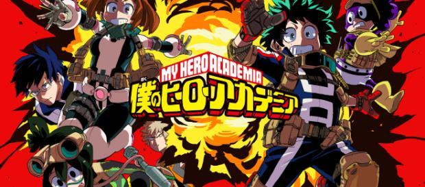 El anime My Hero Academia 3ra Temporada está en su momento más épico