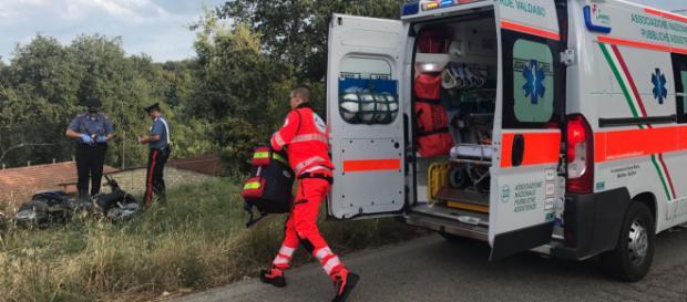 Fermo, incidente mortale a Ponzano: vittima Laura Antonelli