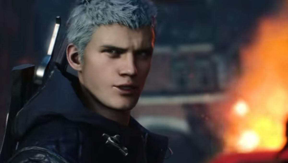 Devil May Cry 5' game engine is based on 'Resident Evil 2'