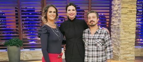 Aritana e o marido, Paulo Rogério, participaram recentemente do Power Couple Brasil. Foto: Reprodução.