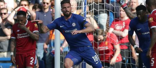 Chelsea star Giroud tops Ronaldo as Europe's aerial king ... - sportingnews.com