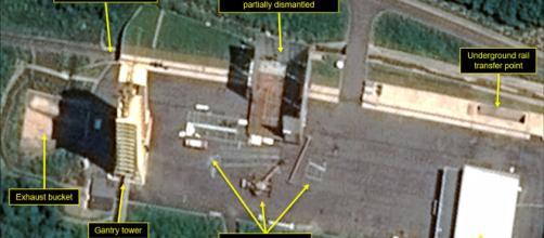 Corea del Norte empieza a desmontar base de misiles
