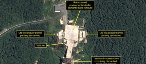 Kim Jong-un ha comenzado a desmantelar instalaciones de prueba de misiles