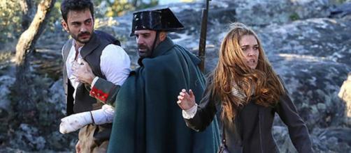 Il Segreto, puntate italiane: Julieta commette un omicidio