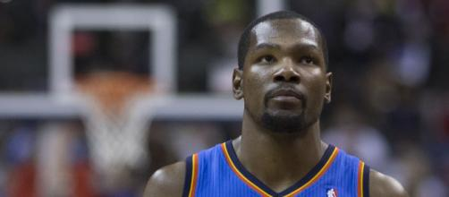 Photo of Kevin Durant [Image Source: Keith Allison - Flickr]