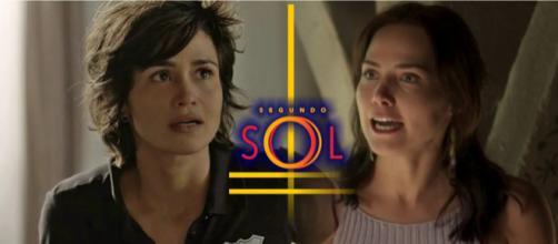Rosa tenta se explicar para a irmã, mas Maura a condena