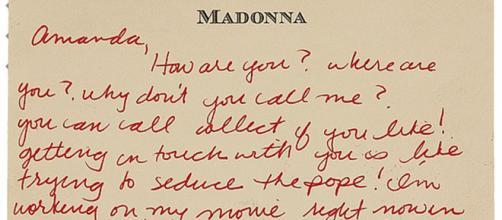 Una modelo reveló que fue acosada por Madonna durante dos años