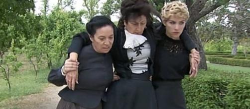 Una Vita: Cayetana e Fabiana rapiscono Ursula