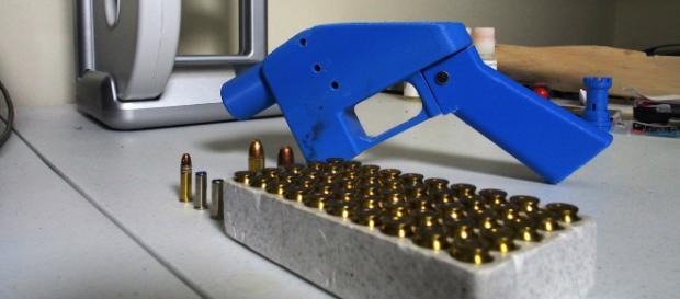 EE.UU. / Armas diseñadas con impresora 3D ahora son legales