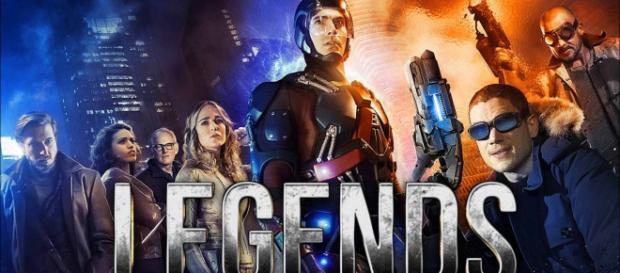 """Los fanáticos están a la expectativa de la nueva temporada de """"Legends of Tomorrow"""" ."""
