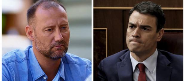 García Aguado y Pedro Sánchez en