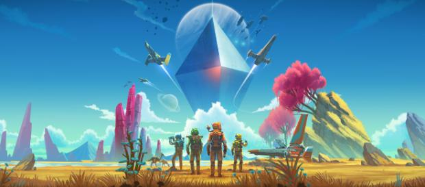 Hello Games ha lanzado la última actualización gratuita para 'No Man's Sky', llamada Next