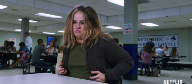 Insatiable, Netflix : le personnage principal Patty Bladell incarnée par l'actrice Debby Ryan