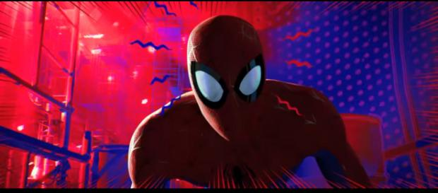 Peter Parker helps Miles Morales become the next web-slinger. - [Sony Pictures Entertainment / YouTube screencap]