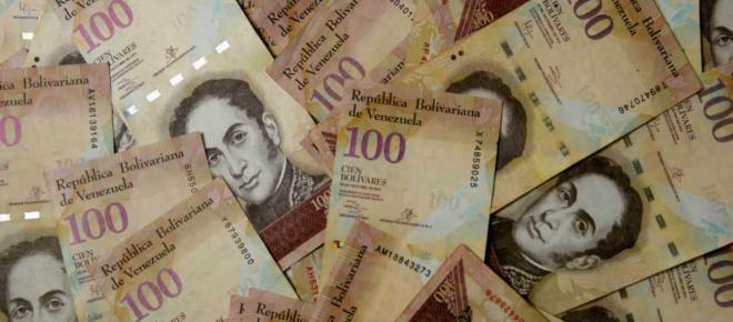 VENEZUELA / A partir del 20 de agosto se deberá dividir entre 100.000 el bolívar fuerte