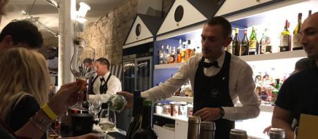 Vini italiani e cucina pugliese a Trani