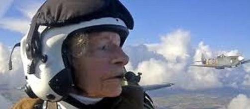 A los 101 años fallece Mary Ellis, ùltima mujer piloto en la segunda guerra mundial