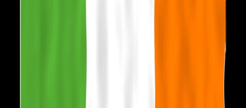 An illustration of an Irish Flag, likely to be seen many times during the campaign. [Image via KERBSTONE - Pixabay]