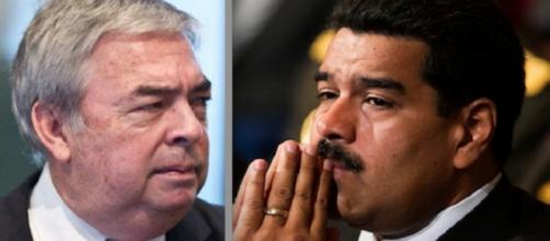 PARAGUAY / Maduro no será invitado al cambio presidencial de Mario Abdo Benítez