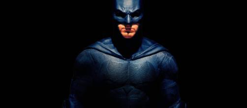 Imagen clásica del superhéroe Batman