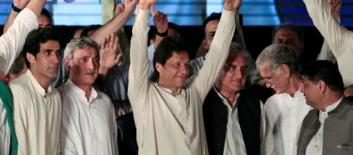 Imran Khan Tipped for Victory in Pakistan elections (Image PTV/Youtube)