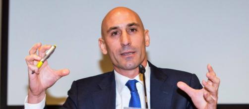 Rubiales preside su primera Asamblea General de la RFEF apoyado por Infantino y Ceferin