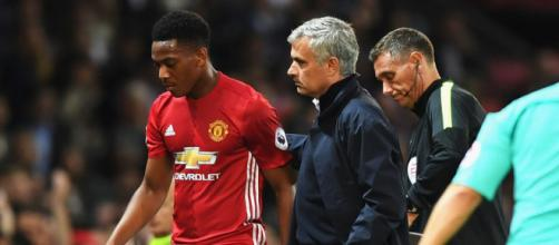 Manchester United : La tension monte entre José Mourinho et Anthony Martial