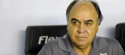 Marcelo Oliveira exalta vitória, mas reclama de 1º tempo.
