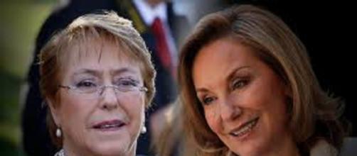 Segun la escuesta realizada Morel y Bachelet son las damas más influyentes de Chile