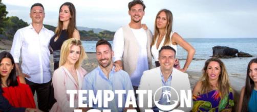 Temptation Island Martina su instagram