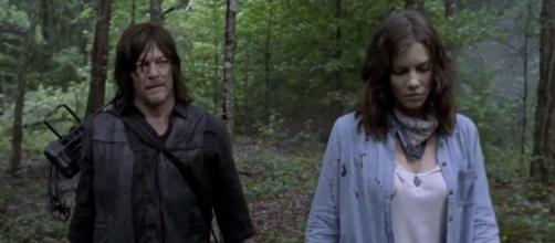 """The Walking Dead"" star Lauren Cohan has cleared up a pay dispute with AMC [Image TV Guide/YouTube]"