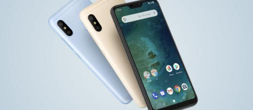 Xiaomi lanza el Mi A2, un móvil con una potente cámara dual