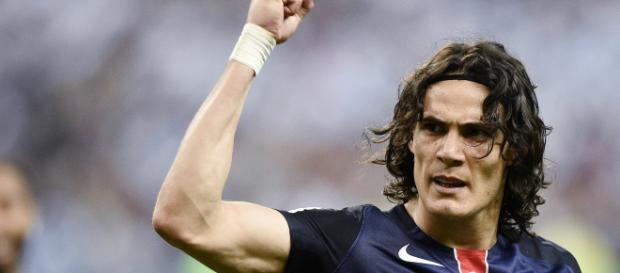 Cavani é alvo do Real Madrid para reforçar o ataque