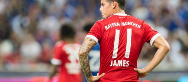 James Rodríguez deberá rendir cuentas a Hacienda