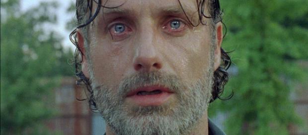 Personagem Rick Grimes em The Walking Dead