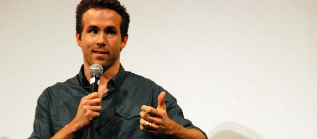 """Ryan Reynolds is to produce """"Stoned Alone,"""" a remake of """"Home Alone."""" [Image Chris Jackson/Flickr]"""